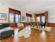 dramatic penthouse in a classic vintage building luxury properties