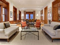 Luxury homes in dramatic penthouse in a classic vintage building
