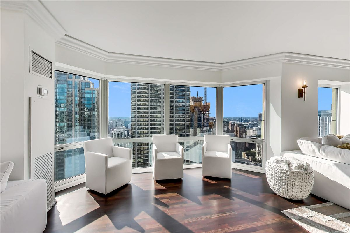 Luxury real estate Chicago Place condo