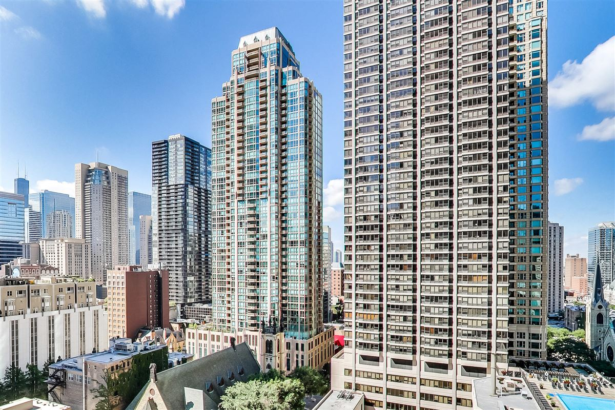 Chicago Place condo mansions