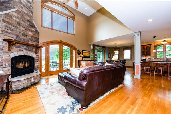 Mansions beautiful contemporary craftsman style home