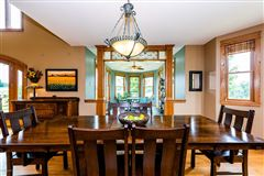 Mansions in beautiful contemporary craftsman style home