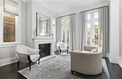 Mansions Exquisitely designed home on one of chicagos most prestigious streets