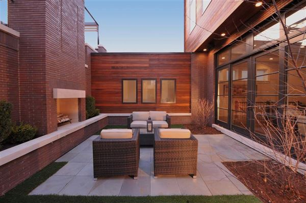 Exquisitely designed home on one of chicagos most prestigious streets luxury real estate