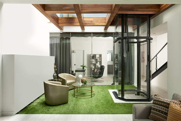 A modern approach to elegance mansions