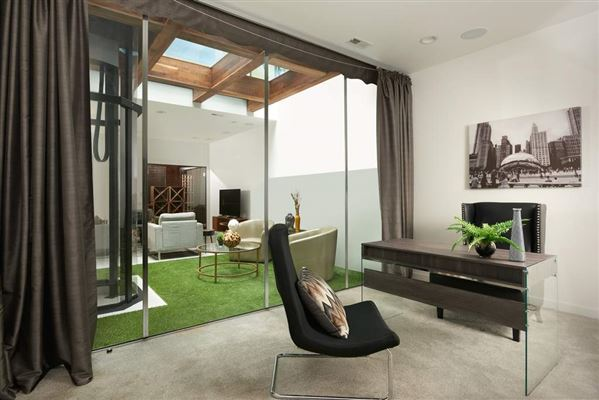 Luxury homes in A modern approach to elegance