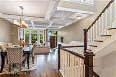 Luxury homes in stunning all brick single family home