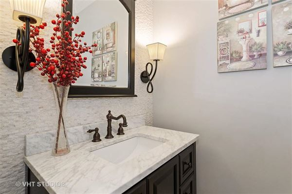 Luxury properties stunning all brick single family home