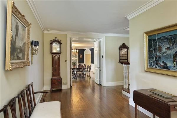 Luxury real estate Exceptional home with Exquisite original details