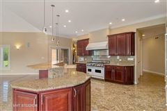 Luxury properties spectacular White Oak Estates custom home for rent