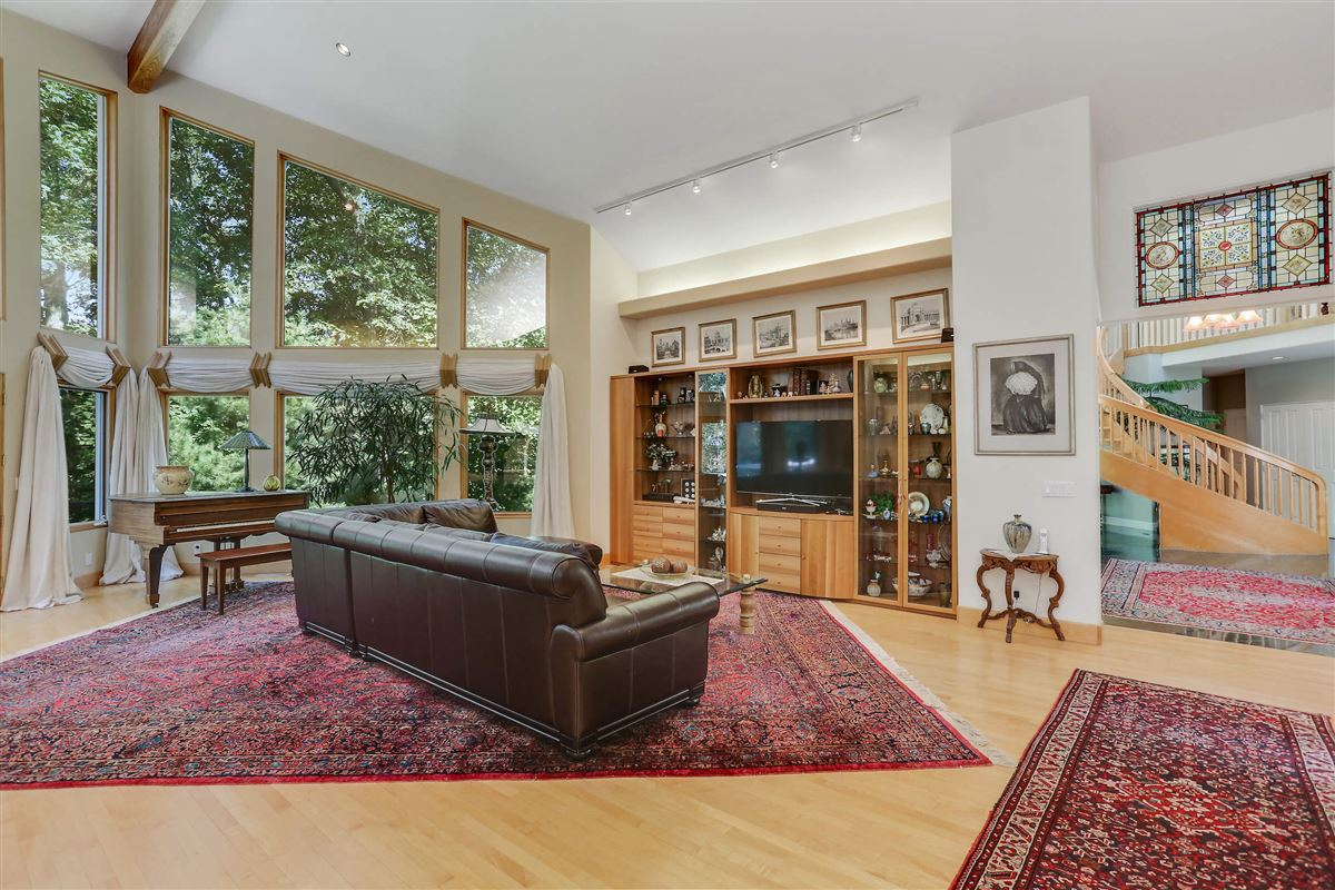 Luxury real estate well-appointed home includes a fabulous floor plan