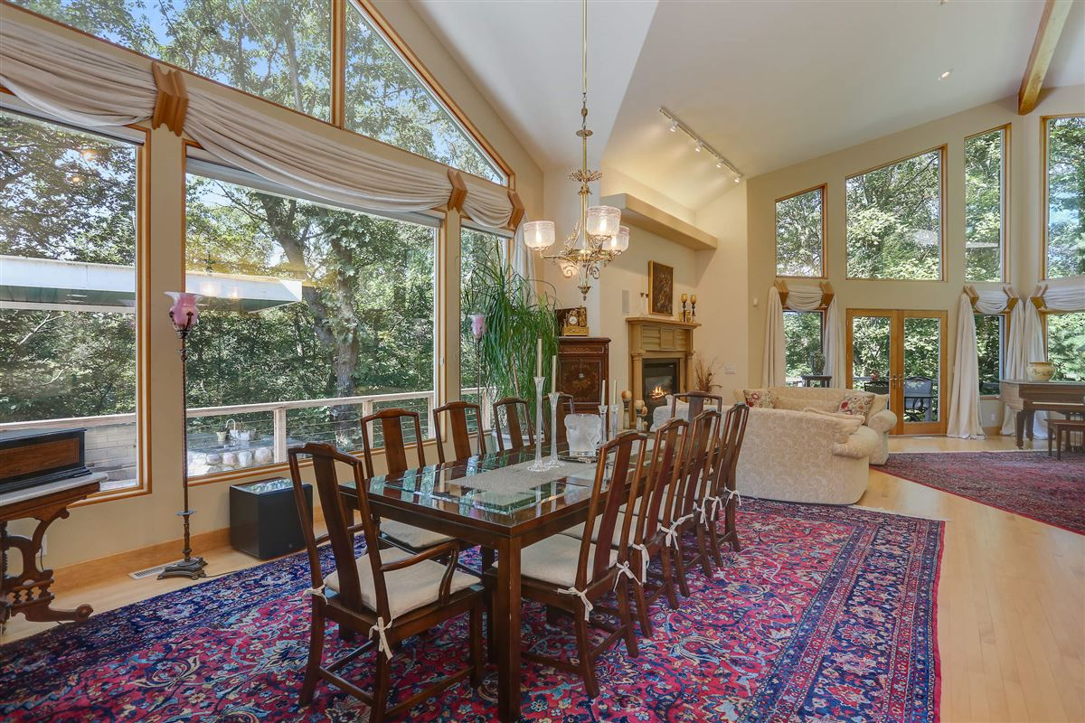 well-appointed home includes a fabulous floor plan luxury properties