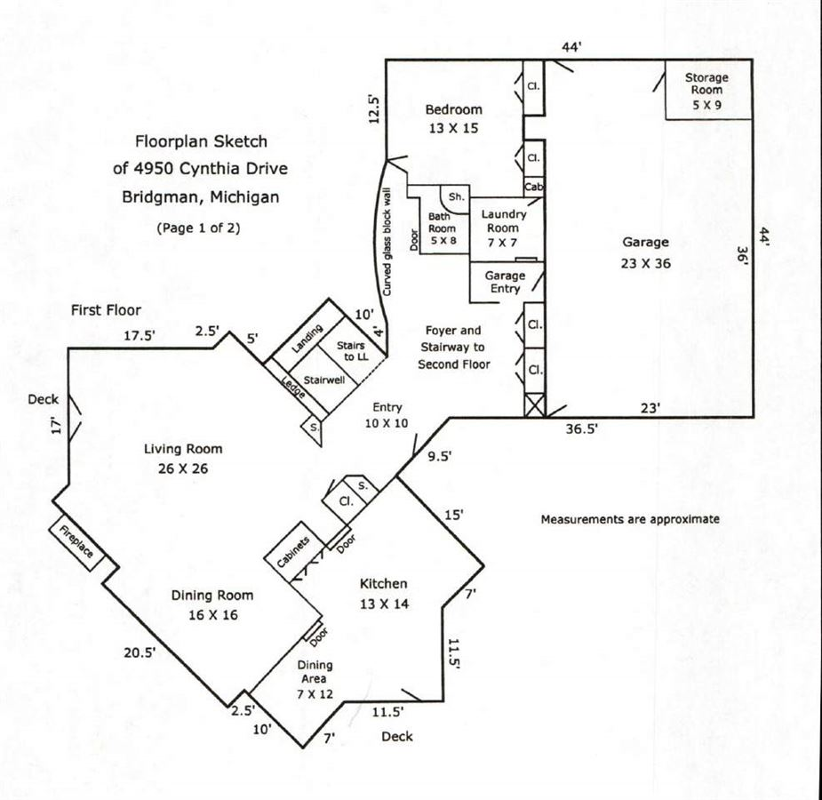 Mansions well-appointed home includes a fabulous floor plan