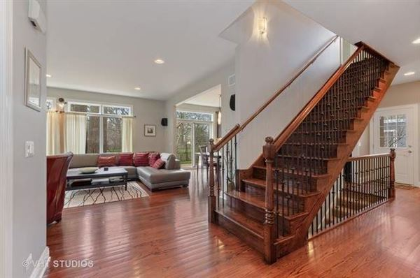 Immaculate move-in ready newer construction mansions