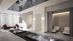 Luxury properties a beautiful design and dramatic views