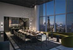 Luxury real estate a beautiful design and dramatic views