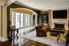 an Exquisite home luxury homes