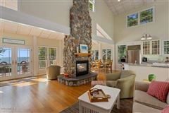 Luxury properties The perfect lake home