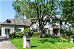 Expansive stone chateau home for rent luxury real estate