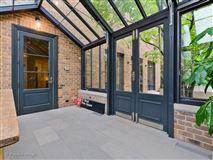 Luxury properties 11,000 square foot triple lot home