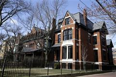 The Sarah Belle Wilson House mansions