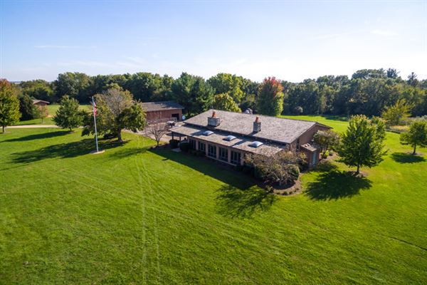 Cloverleaf Ranch Illinois Luxury Homes Mansions For