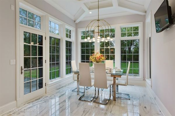 Luxury properties an Exceptional new construction home