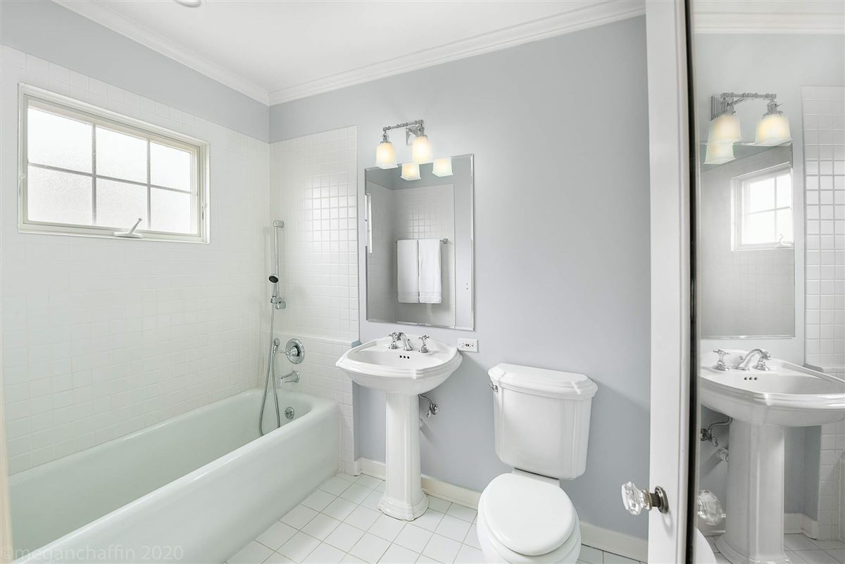 Luxury properties beautifully renovated classic East Wilmette colonial