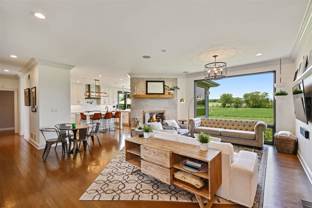 Incredible and EXQUISITELY reimagined ranch luxury real estate