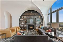 Luxury properties architecturally significant penthouse at L P 2550