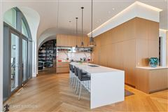 Luxury homes in architecturally significant penthouse at L P 2550
