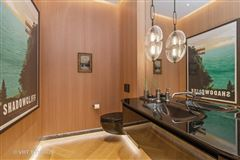 architecturally significant penthouse at L P 2550  mansions