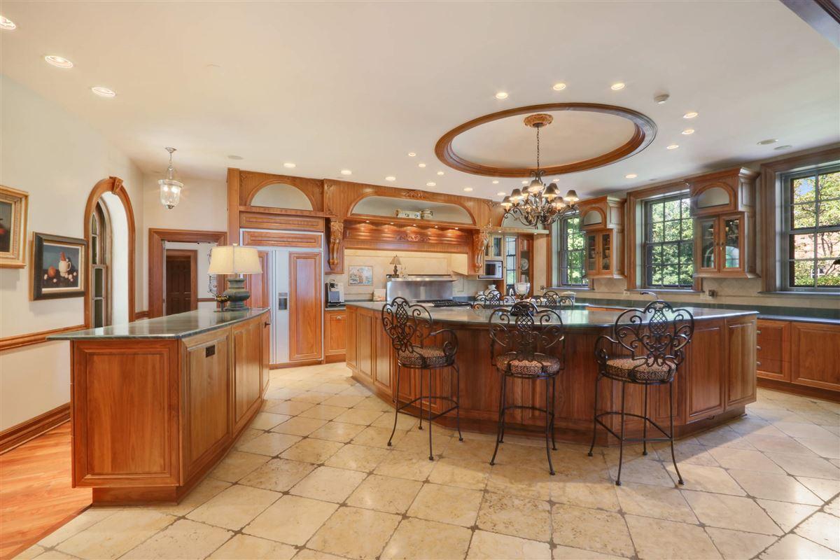 Luxury properties magnificent estate is set on five acres