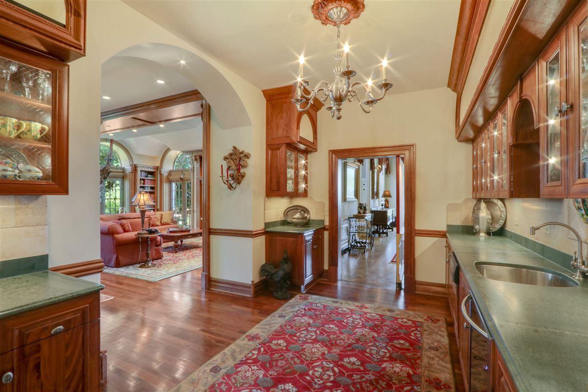 Mansions magnificent estate is set on five acres