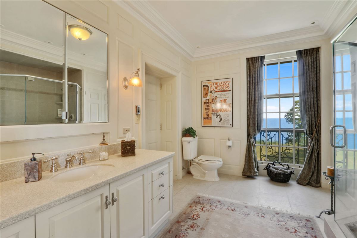 magnificent estate is set on five acres luxury properties