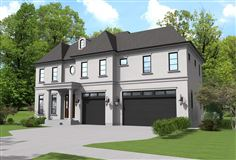 Truly remarkable new construction mansions