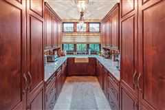 Mansions in grand estate with endless features