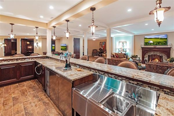 Luxury real estate grand estate with endless features