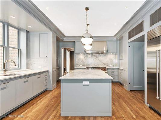 Mansions in a prestigious East Lake Shore Drive address