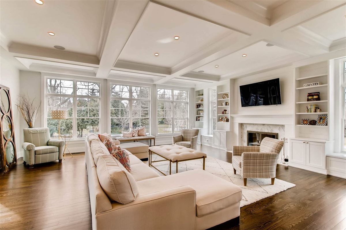 Simply spectacular newer construction home luxury homes
