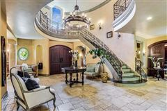 Luxury homes Magnificent French Provincial Residence on gorgeous grounds