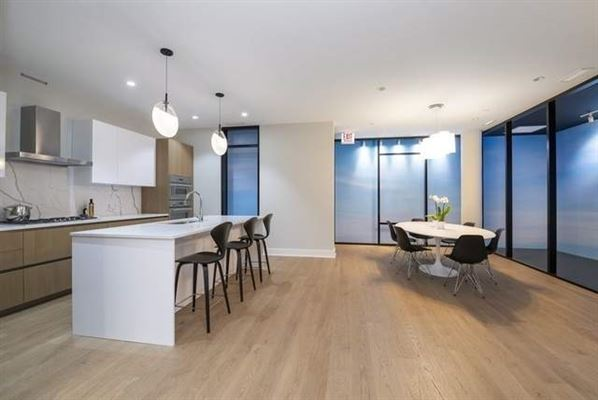 Southeast corner unit offers luxury Finishes luxury homes