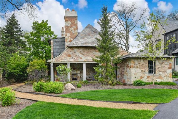 Luxury real estate  one-of-a-kind residence in HINSDALE