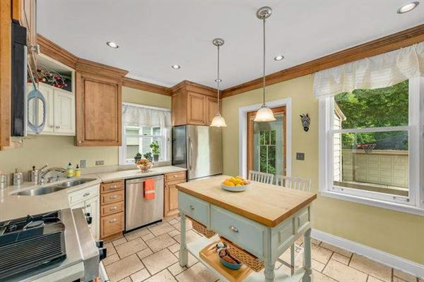Impeccably maintained home luxury real estate