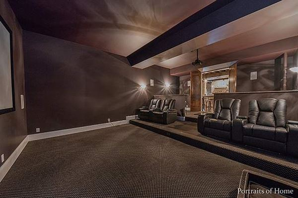 Truly extraordinary custom home for rent luxury real estate