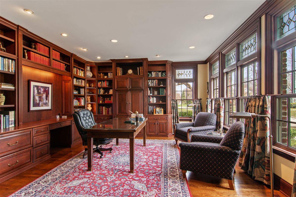 Luxury homes in an elegant custom home
