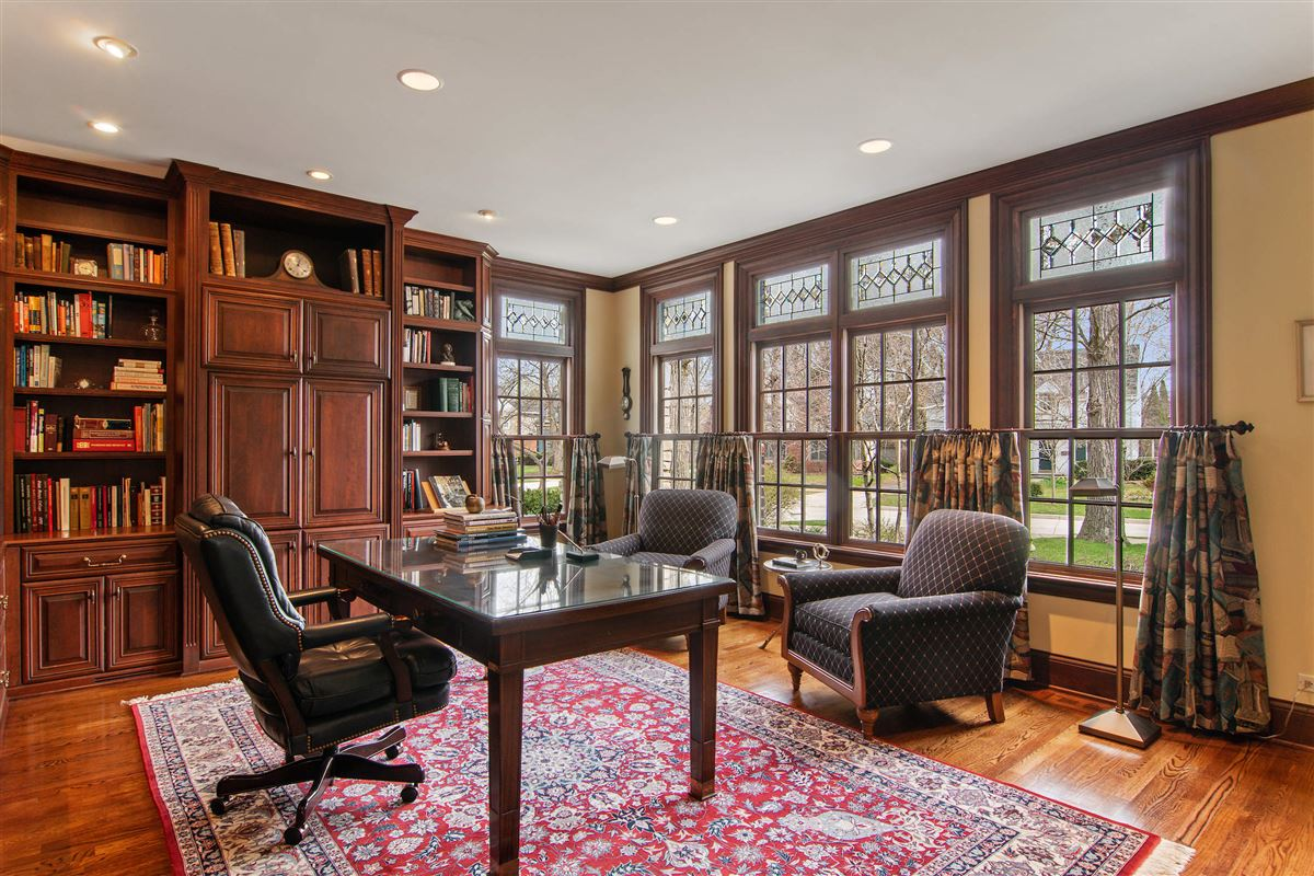 Mansions in an elegant custom home