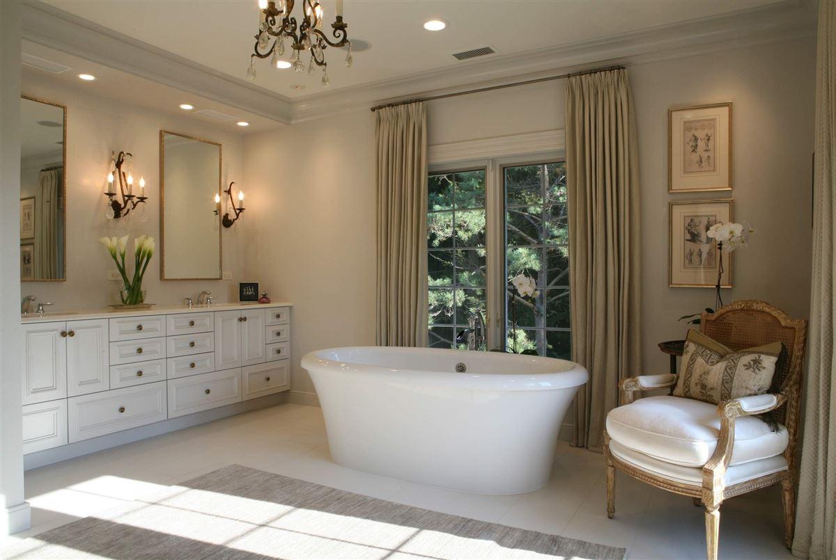magnificent 12-plus-acre estate on Lake Michigan  mansions