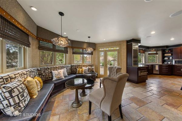 an elegant and sophisticated estate luxury real estate
