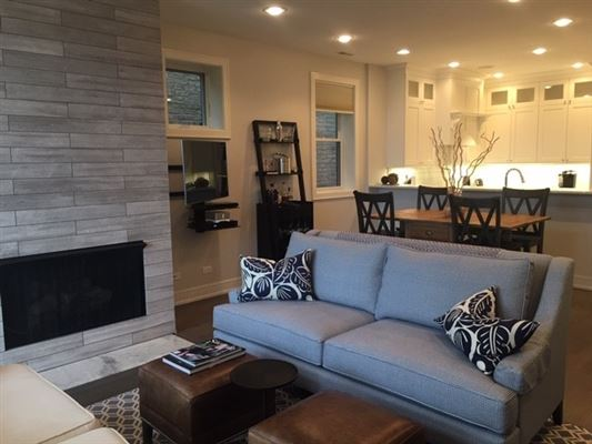 Luxury real estate a sweet penthouse condo with great natural light